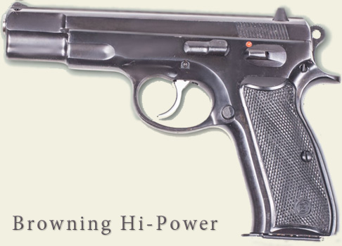 Пистолет Browning Hi-Power