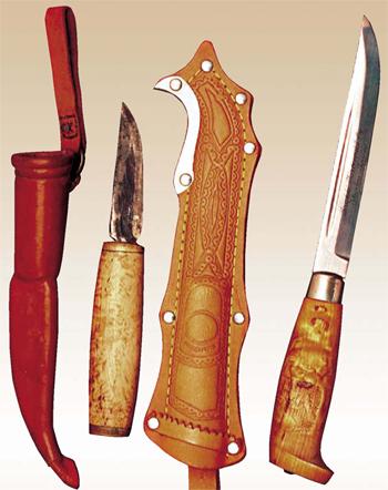 Ножи полевые