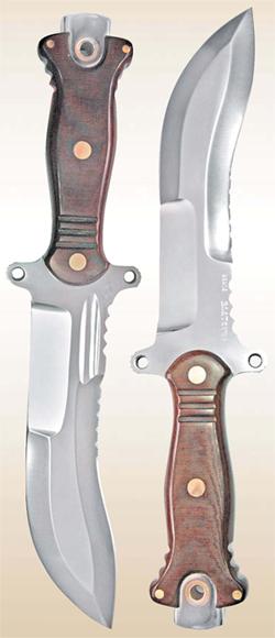 Окончание обзора ножей для полевых условий