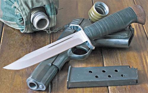 Обзор боевых ножей