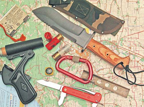 Большие ножи, тесаки и мачете