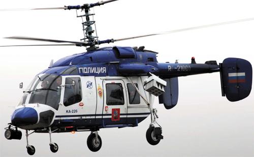 Многоцелевой вертолет Ка-226