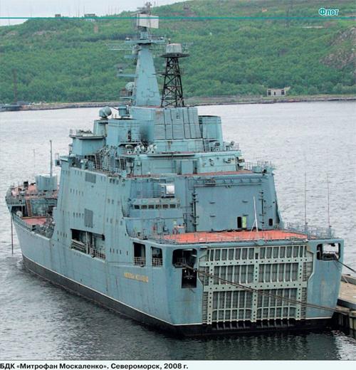 Обзор десантных кораблей